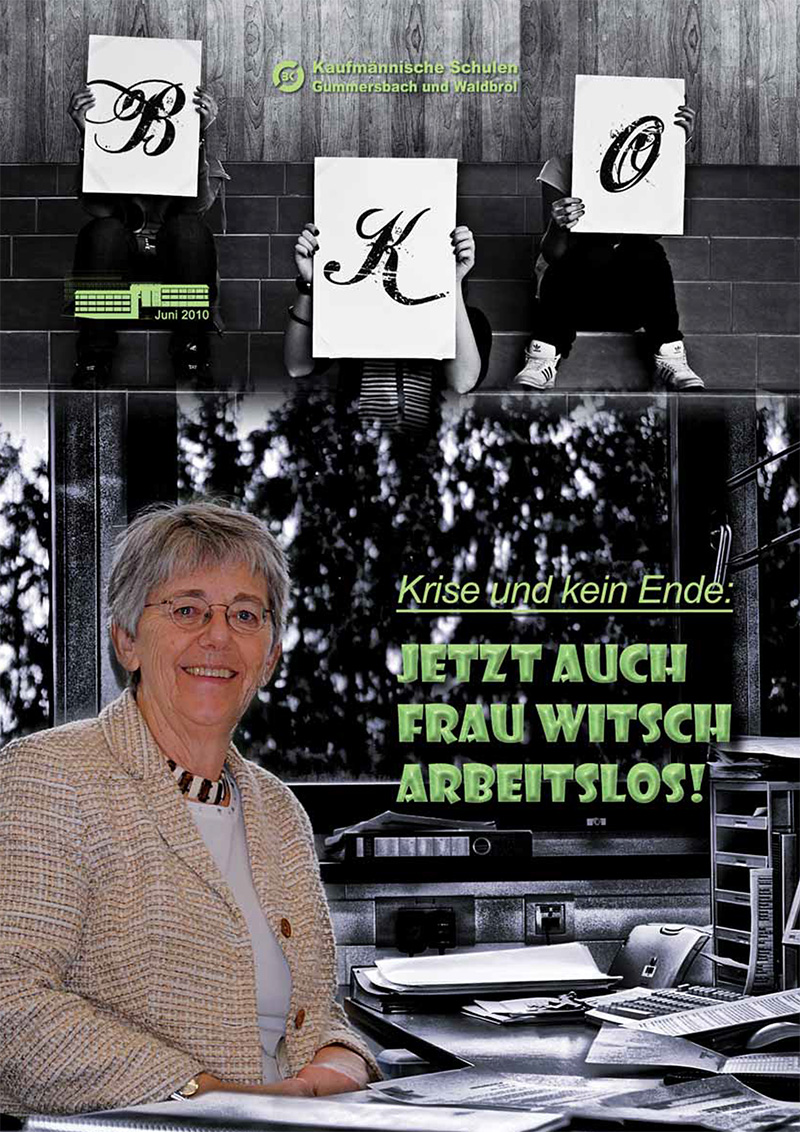Kaufmännisches Berufskolleg Oberberg - einBlick 2010