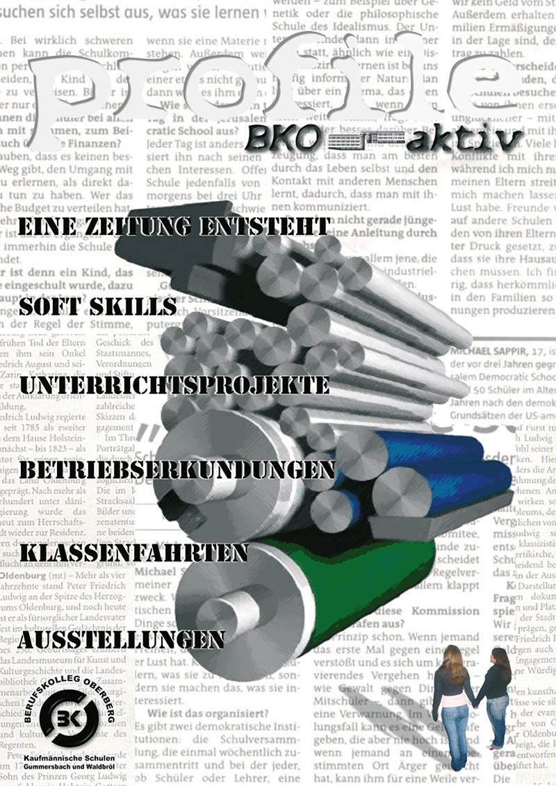 Kaufmännisches Berufskolleg Oberberg - einBlick 2006