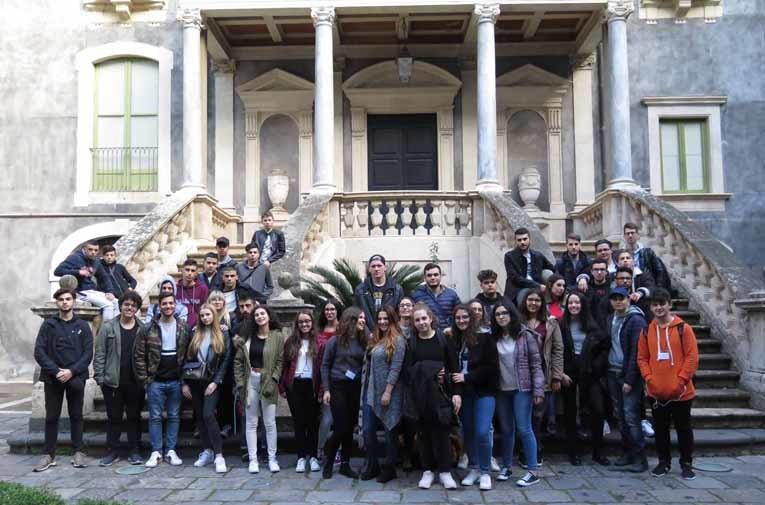 Mit Erasmus+ nach Catania